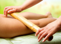 bamboo massage